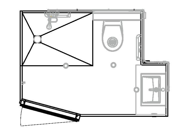 plan salle de bain balea baudet