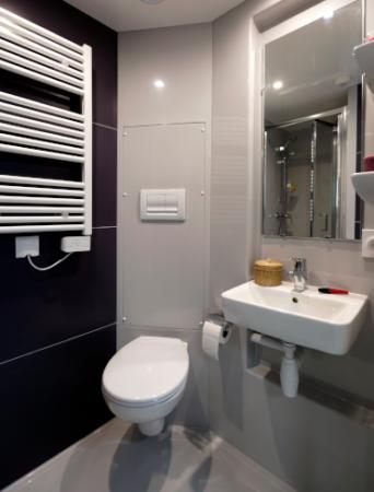 salle de bain préfabriquée baudet compacte
