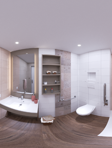 salle de bain accessible conception baudet