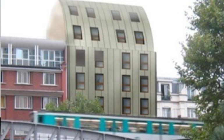 Le Stream Building, une construction vivante qui réinvente les espaces urbains