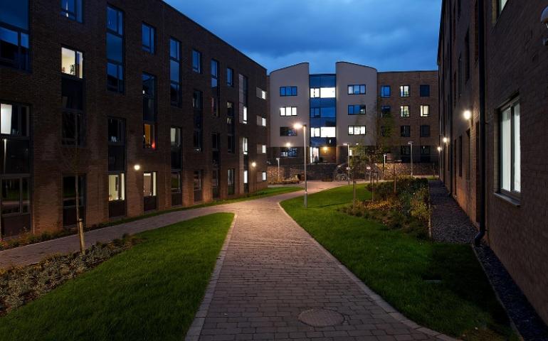 logement étudiante université