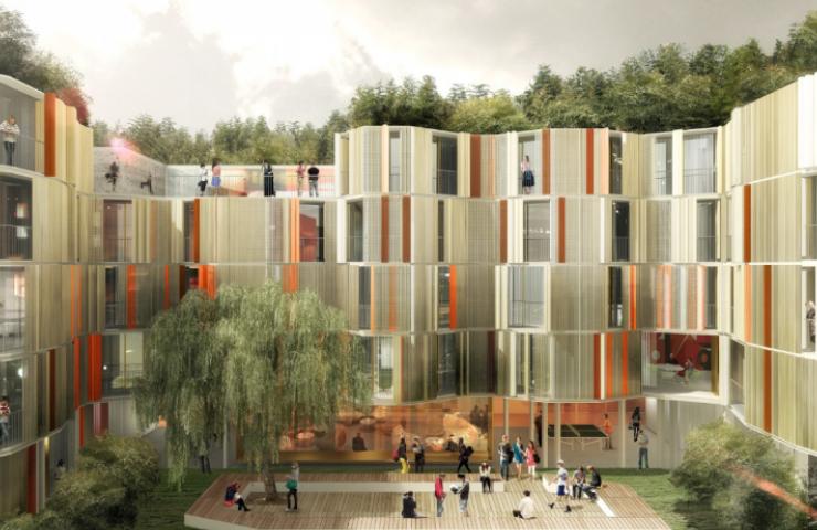 id campus projet résidence étudiante