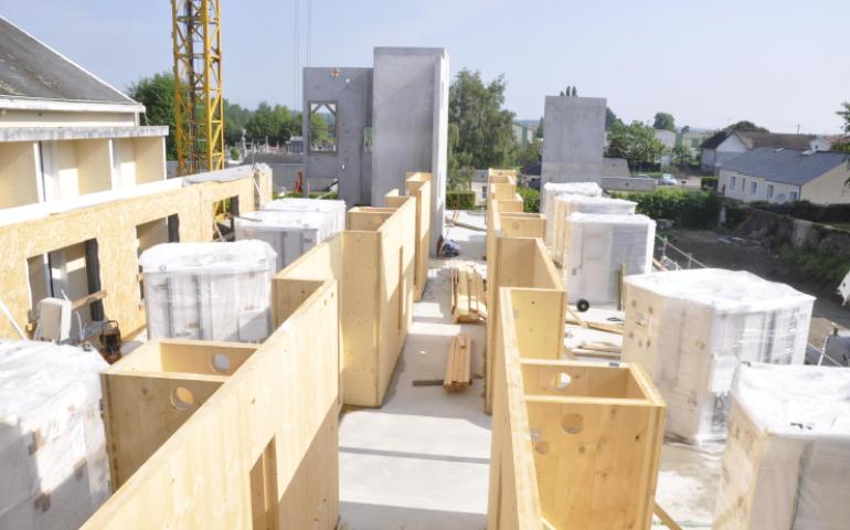 ehpad résidence médicale construction
