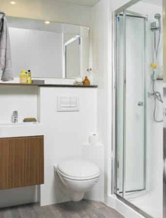 hyotis salle de bain compacte