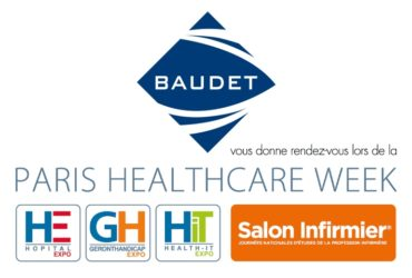 salon paris healthcare week 2018