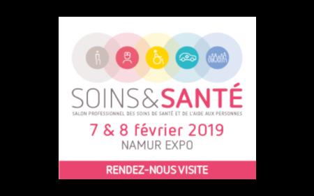 salon soins et santé 2019 belgique