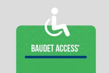 baudet access gamme salle de bain établissements santé