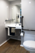 salle de bain préfabriquée ehpad