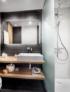 salle de bain hôtellerie gamme standing sur mesure
