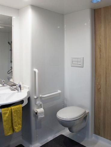 salle de bain ORMANITE baudet