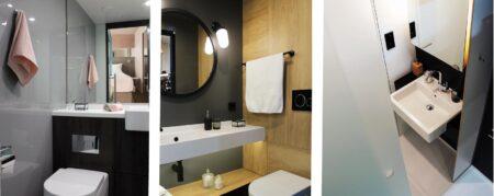 salle de bain préfabriquée hôtelières